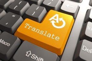 Servicios de traducción online